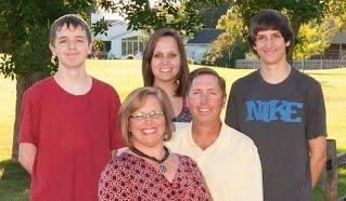 The Stuehm Family